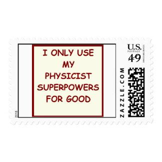 physics stamp