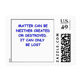 physics postage