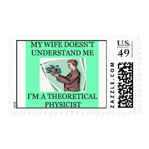 PHYSICS POSTAGE STAMPS