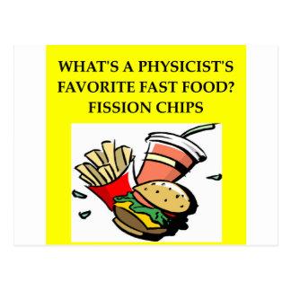 PHYSICS POST CARDS