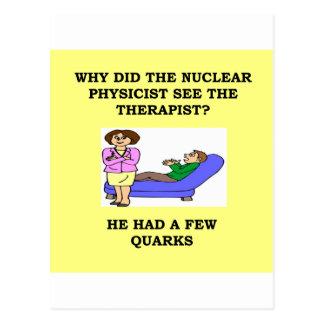 physics postcards