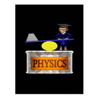 Physics Postcard