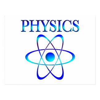 Physics Postcard