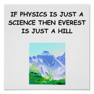 PHYSICS POSTERS