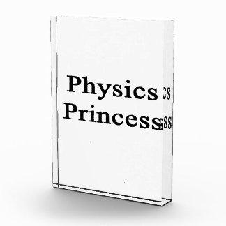 Physics Princess Awards