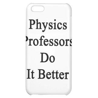 Physics Professors Do It Better iPhone 5C Case