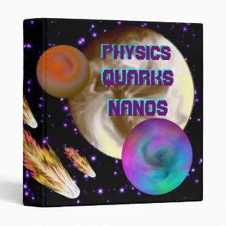 Physics Quarks Nanos Binder