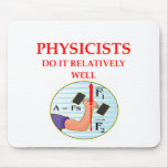 physics question mouse pad