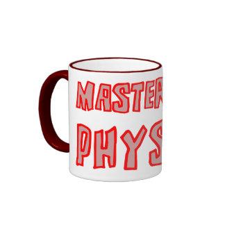Physics Ringer Coffee Mug