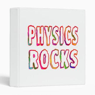 Physics Rocks Binder