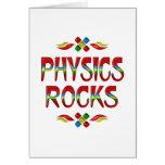 Physics Rocks Card