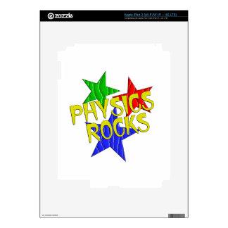 Physics Rocks Decals For iPad 3