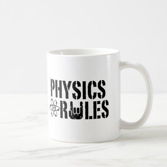 Physics Rules Coffee Mug
