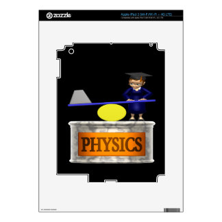 Physics Decals For iPad 3