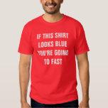 Physics SPEED LIMIT Shirt