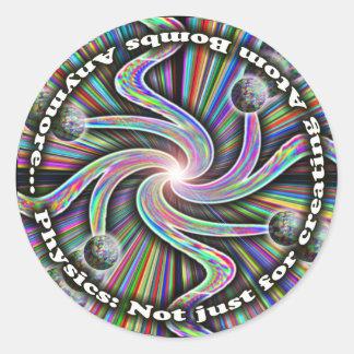 Physics Sticker