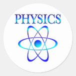 Physics Stickers