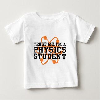 Physics Student Baby T-Shirt