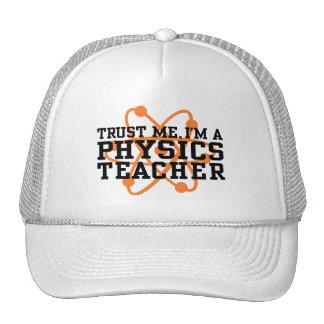 Physics Teacher Hats