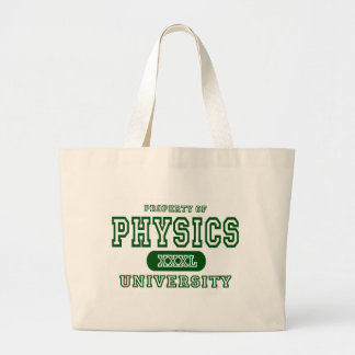 Physics University Tote Bags