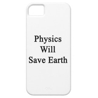 Physics Will Save Earth iPhone 5 Cases