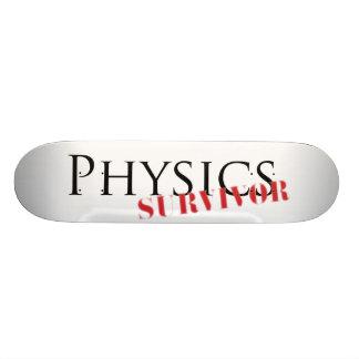PhysicsSurvivor Custom Skate Board