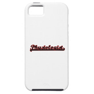 Physiologist Classic Job Design iPhone 5 Cases