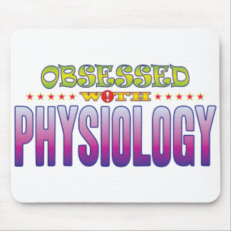 Physiology 2 Obsessed Mouse Pad