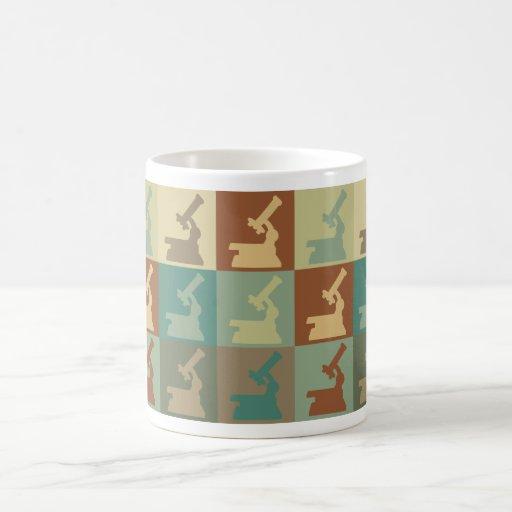 Physiology Pop Art Classic White Coffee Mug
