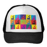 Physiology Pop Art Trucker Hat