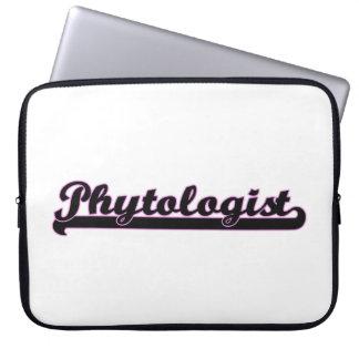 Phytologist Classic Job Design Computer Sleeve