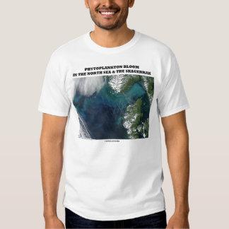 Phytoplankton Bloom In North Sea & The Skagerrak T Shirt