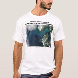 Phytoplankton Bloom In North Sea & The Skagerrak T-Shirt