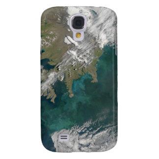 Phytoplankton bloom in the North Atlantic Ocean Samsung Galaxy S4 Cases