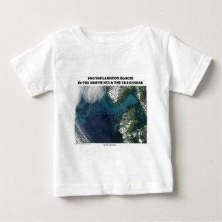 Phytoplankton Bloom North Sea and Skagerrak Baby T-Shirt