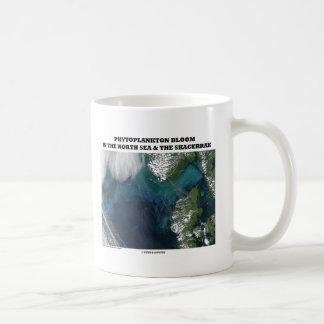 Phytoplankton Bloom North Sea and Skagerrak Coffee Mug