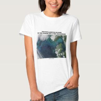 Phytoplankton Bloom North Sea and Skagerrak T-shirt