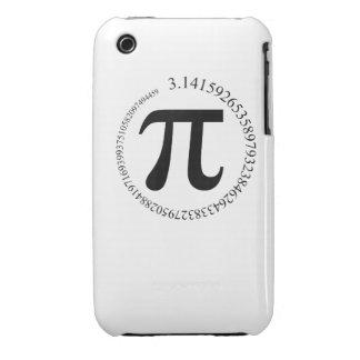 Pi (π) Day iPhone 3 Case