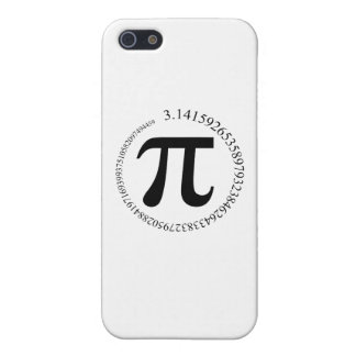 Pi (π) Day Cover For iPhone SE/5/5s