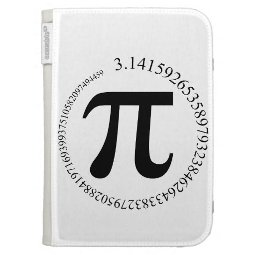 Pi (π) Day Kindle 3 Covers