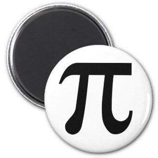 Pi 2 Inch Round Magnet