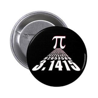 Pi, 3,141592653 pin