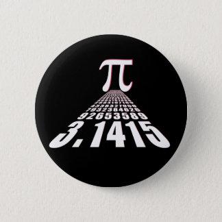 Pi, 3.141592653 pinback button