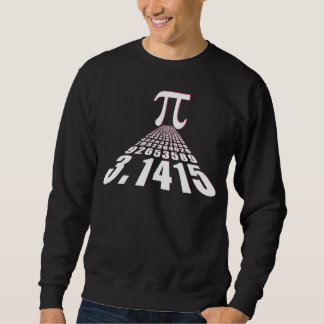 Pi, 3,141592653 suéter