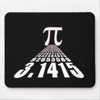 Pi, 3,141592653 tapete de ratones