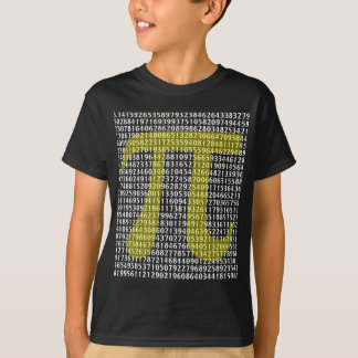 Pi 3,14 a ciento de dígitos playera