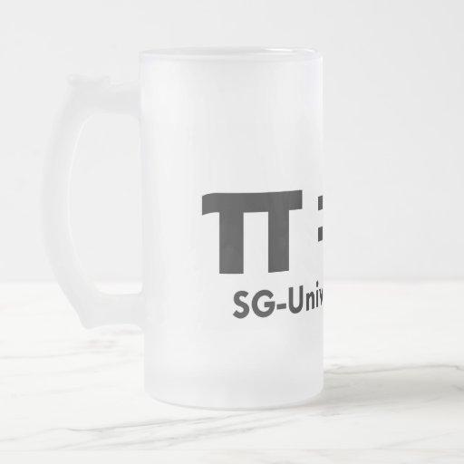 Pi = 4 Mug