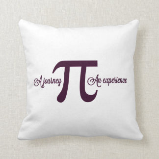 Pi: A Journey. An Experience Pillows