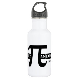 Pi: A Journey. An Experience Water Bottle
