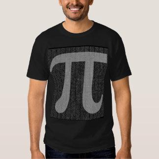 Pi a la camiseta de 10.000 decimales poleras